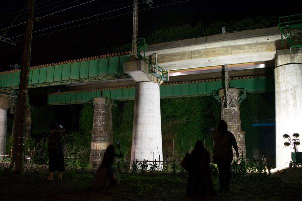 JR渋海川橋梁