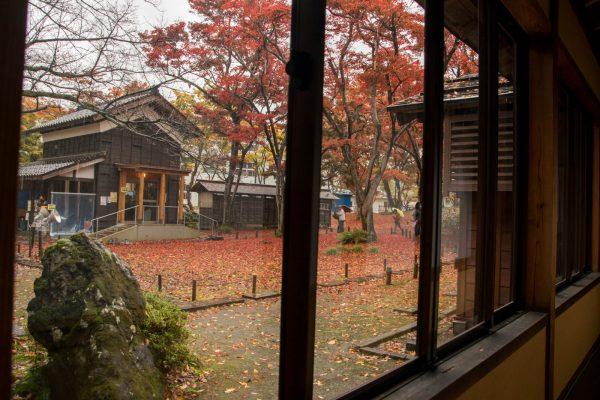 巴ヶ丘山荘からの眺め