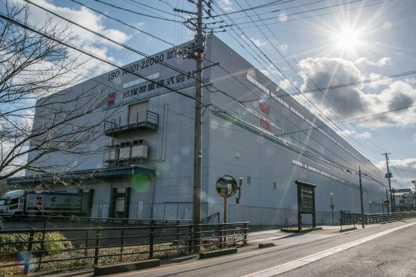 岩塚製菓 R&D・Mセンター