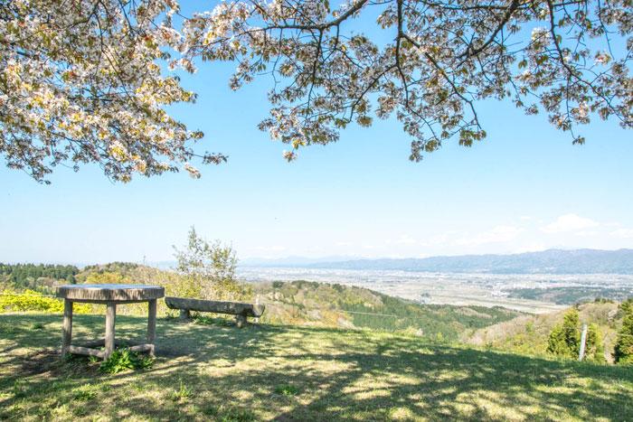 枡形山 絶景ポイント