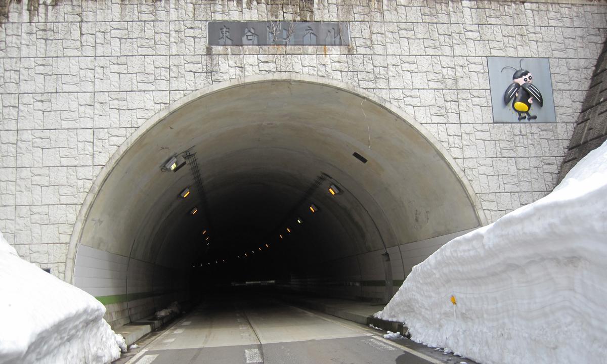 塚野山東谷トンネル
