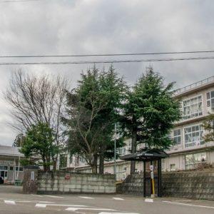 長岡市立越路中学校
