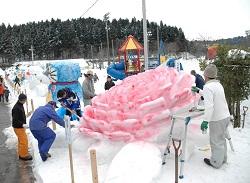 スノーフェスティバル in 越路 2014