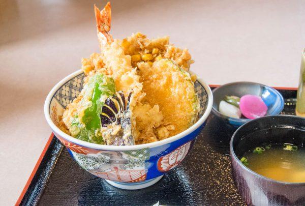 食事処しょじょじ 天ぷら、天丼