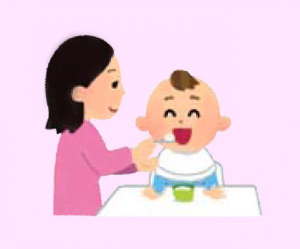 子育てミニサークル 離乳食