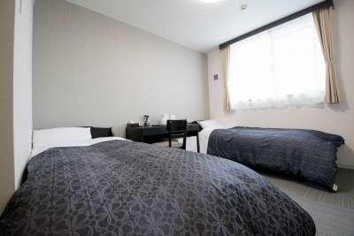 Hotel COCOLATE ツインルーム