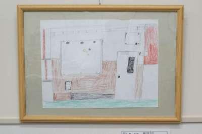 教室のドア