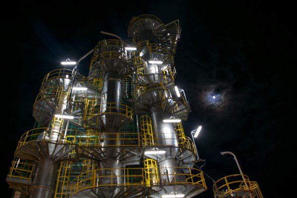 石油資源開発