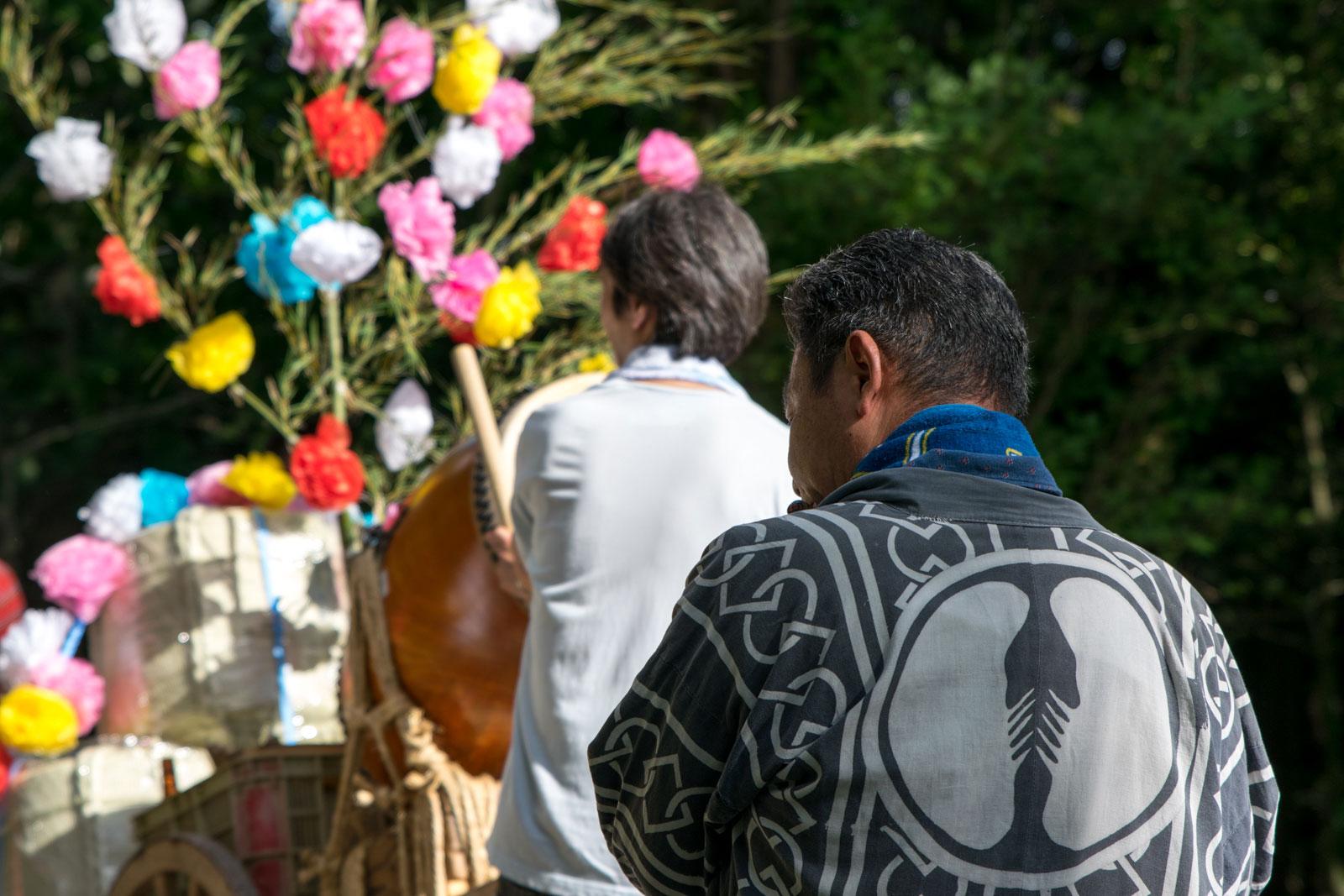 秋葉山神社 秋葉祭り