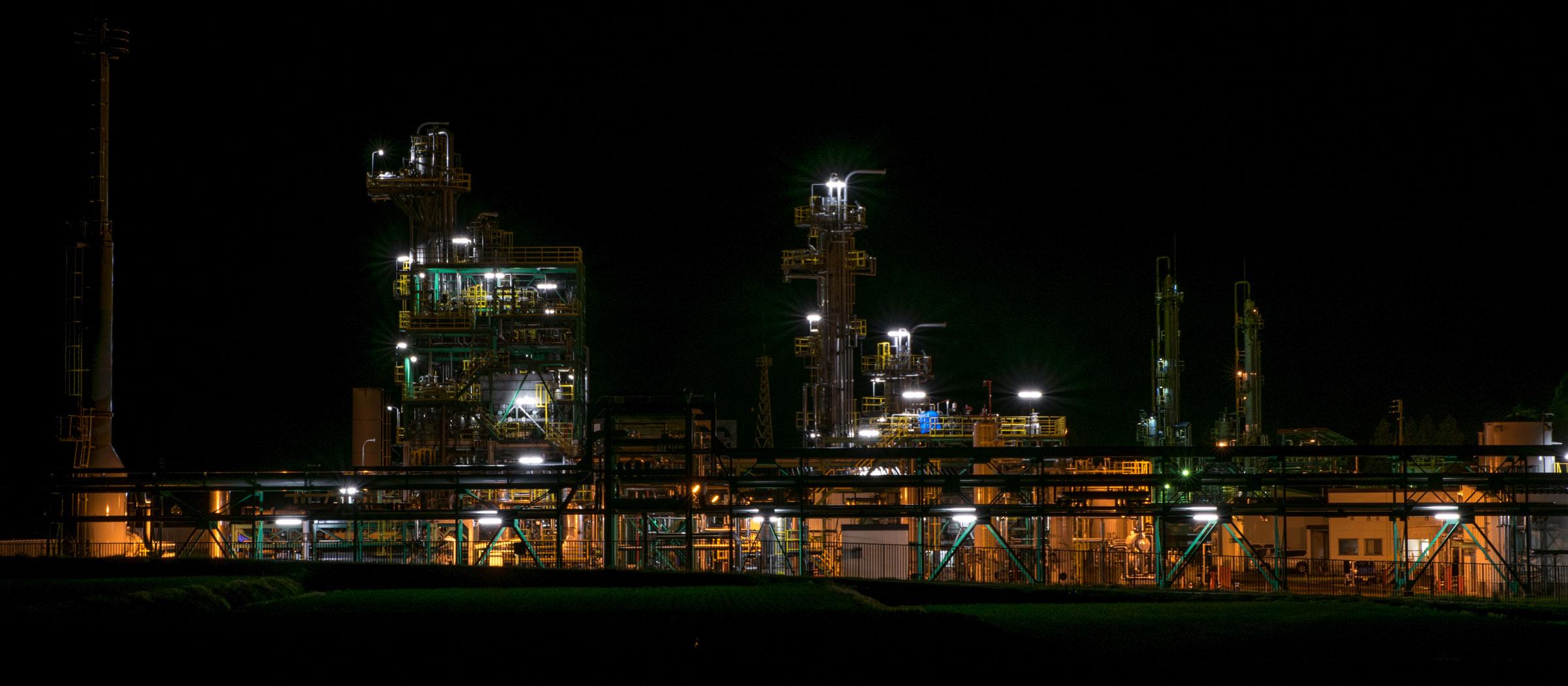 石油資源開発片貝鉱場