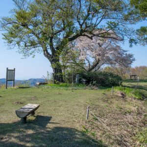 枡形山 山頂