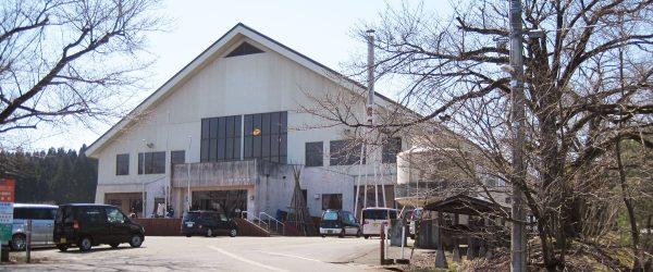 長岡市越路体育館