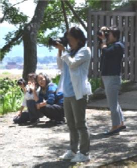 越路もみじの会 写真教室
