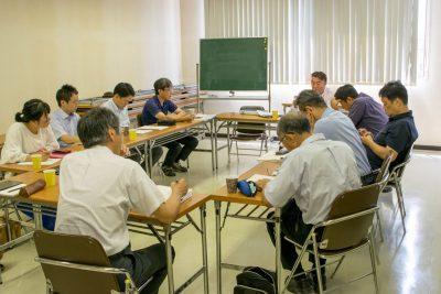 こしじまちづくり構想 会議 (2019年8月5日)