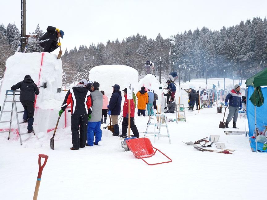 スノーフェスティバルin越路 2013