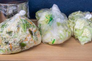 仕込み野菜