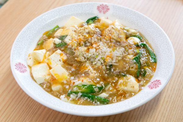 麻婆豆腐(塩・醤油)